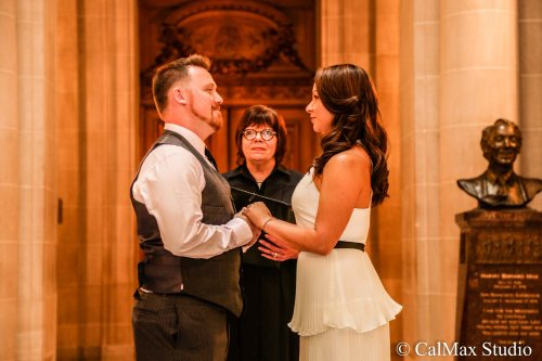 SF City Hall wedding photo (2)