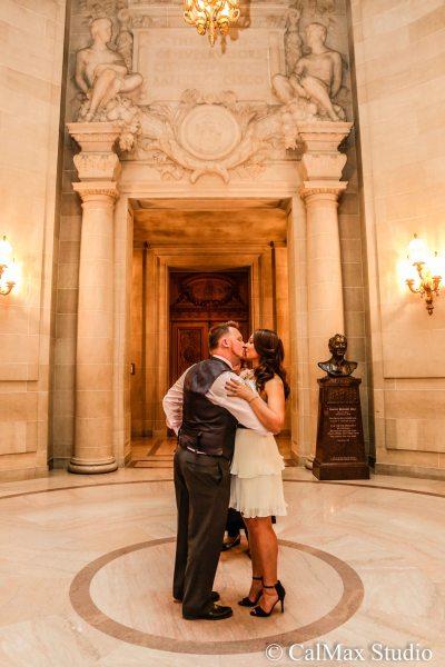 SF City Hall wedding photo (3)