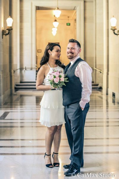 SF City Hall wedding photo (4)