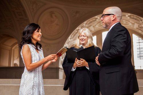 San Francisco City Hall wedding-10