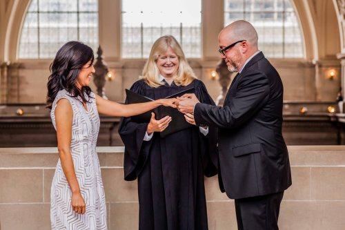 San Francisco City Hall wedding-11