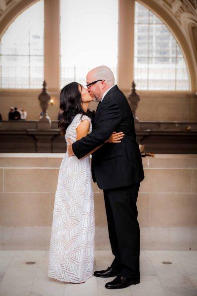 San Francisco City Hall wedding-12