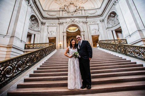 San Francisco City Hall wedding-15