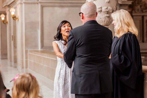 San Francisco City Hall wedding-9