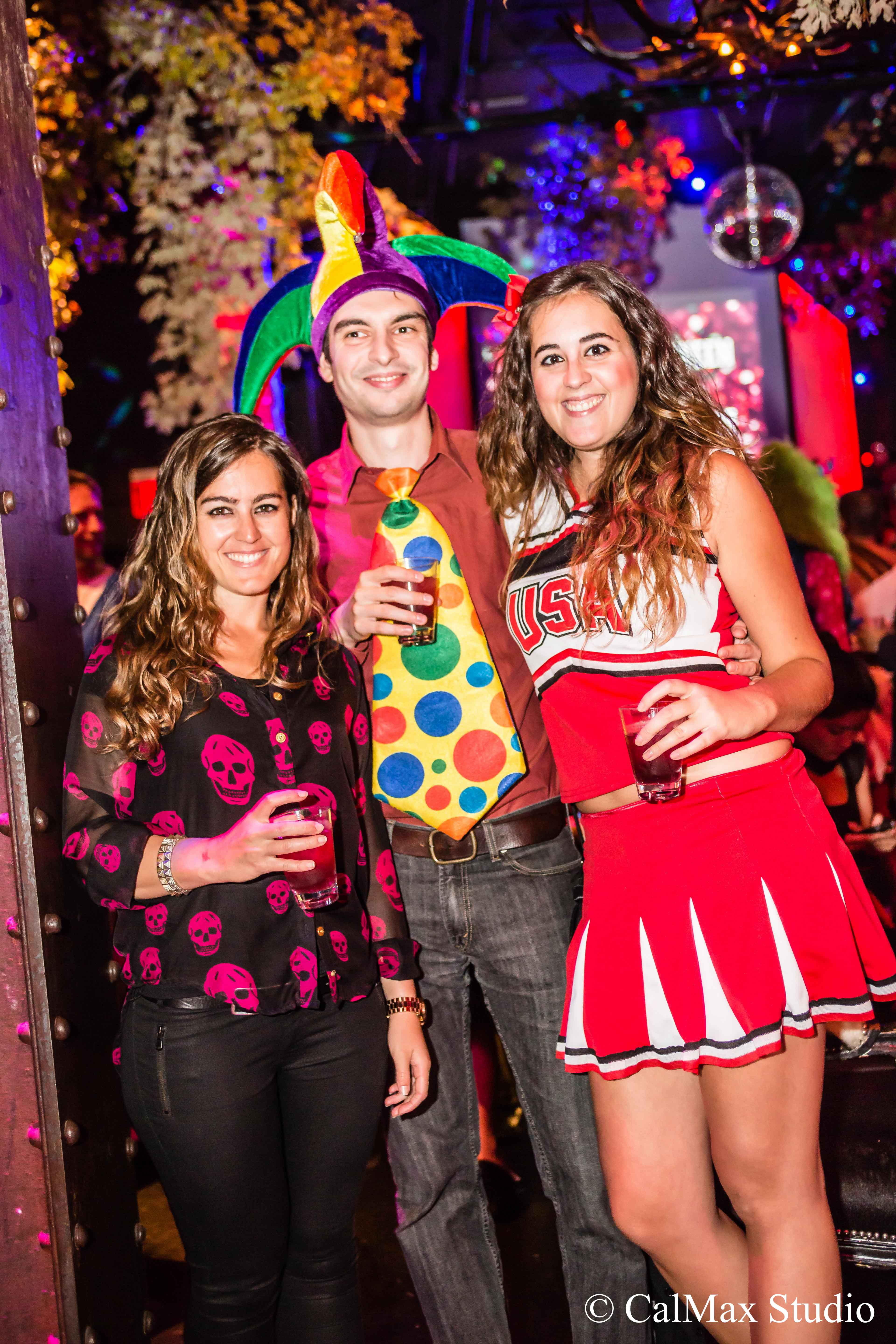 Trendy Lime Halloween Party in San Francisco/ Event Photography ...