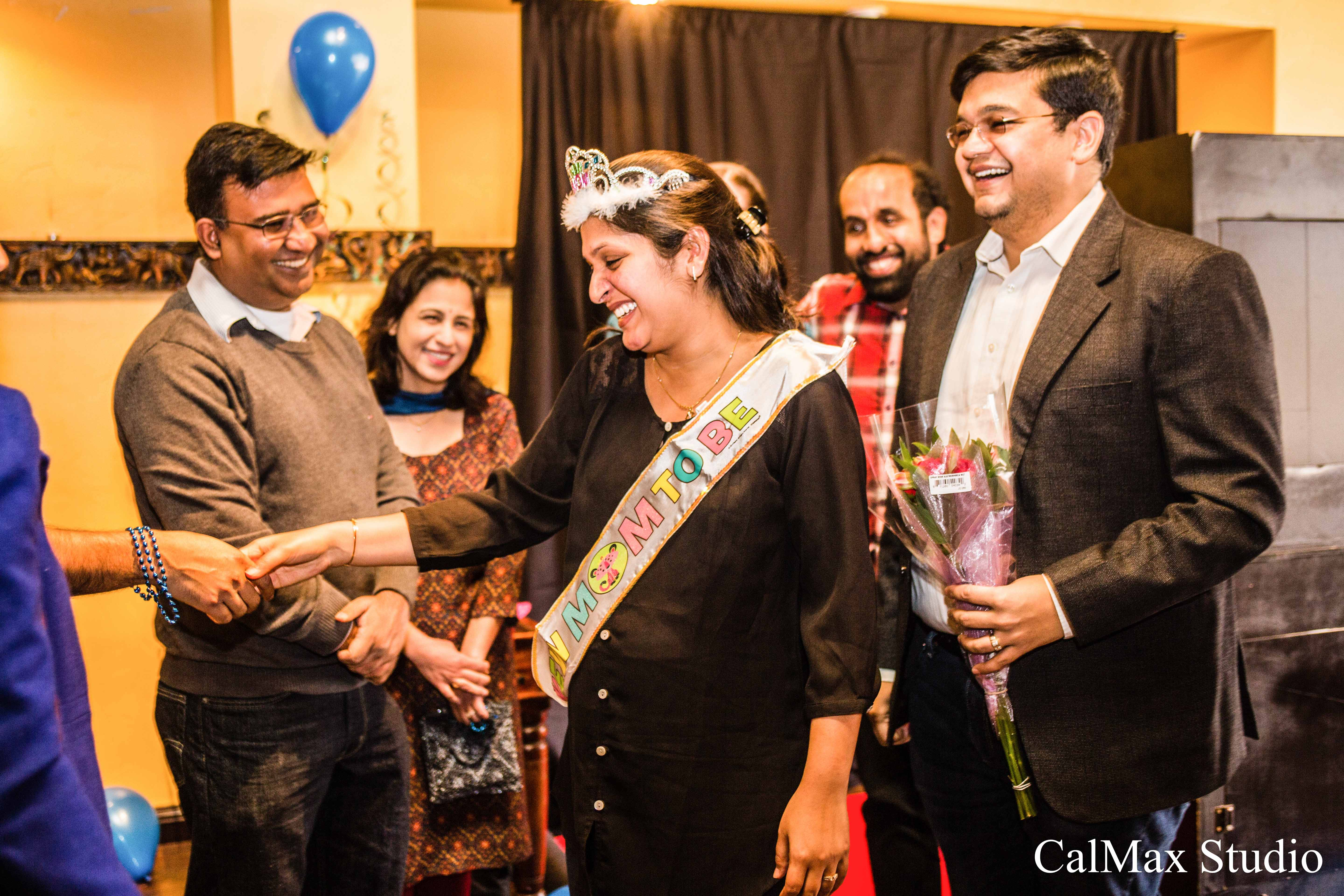 Baby Shower party in Sunnyvale/ Baby shower photography – CalMax Studio