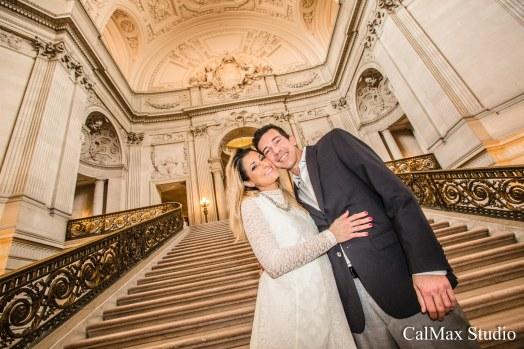 san francisco city hall wedding photo-10