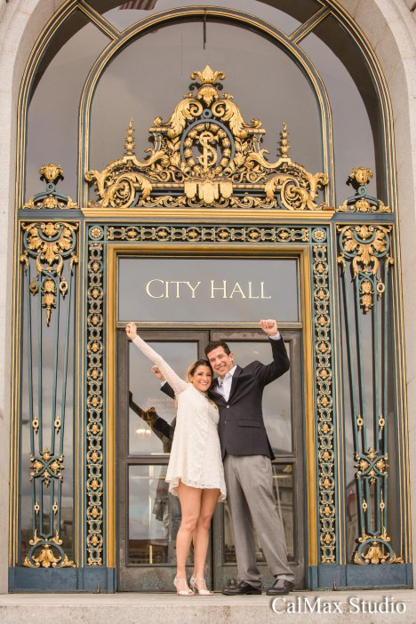 san francisco city hall wedding photo-11