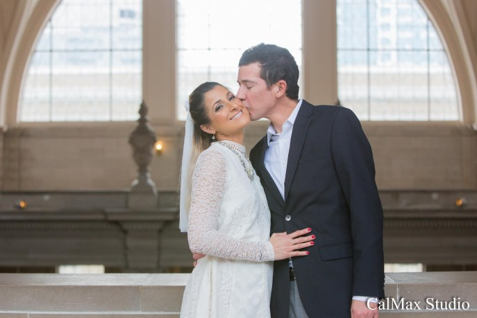 san francisco city hall wedding photo-4