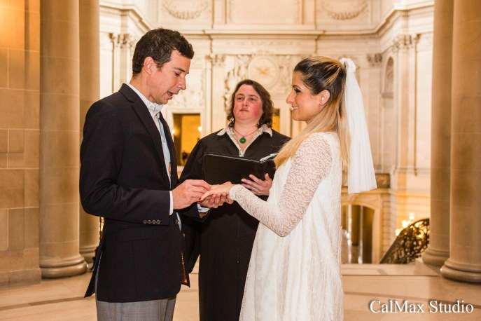 san francisco city hall wedding photo-6
