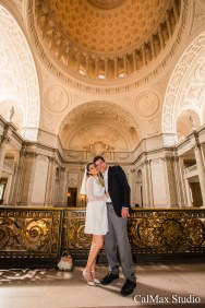 san francisco city hall wedding photo-7